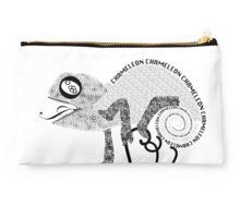 Crawling Chameleon Studio Pouch