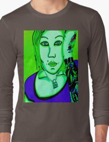 Cindy Frey Long Sleeve T-Shirt