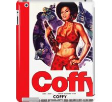 Coffy Alt. (Red) iPad Case/Skin
