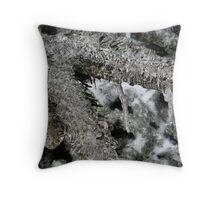 Fir Treeze Throw Pillow