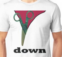 cut down  Unisex T-Shirt