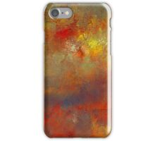 Abstract Landscape Pathway iPhone Case/Skin
