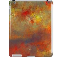 Abstract Landscape Pathway iPad Case/Skin