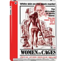 Women in Cages iPad Case/Skin