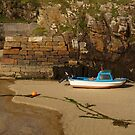 Waiting on the Tide by kalaryder