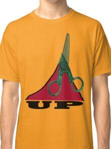 cut up  Classic T-Shirt