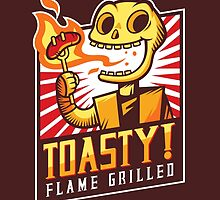 Toasty Grill by papyroo