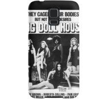 Big Doll House (Black & White) Samsung Galaxy Case/Skin