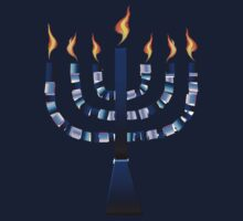 My Menorah by Lotacats