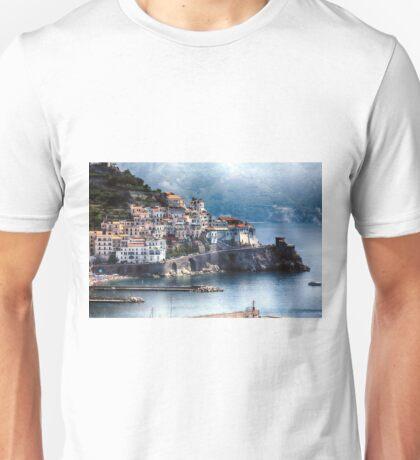 Amalfi from Above Unisex T-Shirt