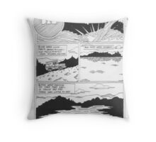dam Throw Pillow