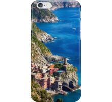 Vernazza of Cinque Terre iPhone Case/Skin