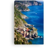 Vernazza of Cinque Terre Canvas Print