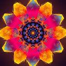 colorful mandala  by LudaNayvelt