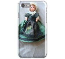 Irish doll iPhone Case/Skin
