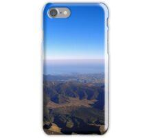 Kaitake ranges iPhone Case/Skin