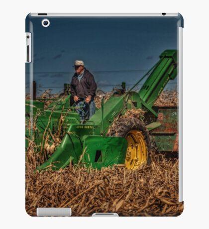 JD Corn Picker iPad Case/Skin