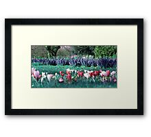 Early Spring in Another World Framed Print