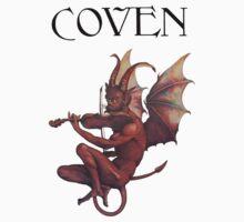 Coven Band Shirt by comastar