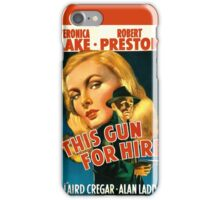 This Gun For Hire iPhone Case/Skin