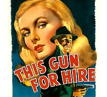 This Gun For Hire by PulpBoutique