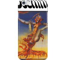 Dschinn band shirt iPhone Case/Skin