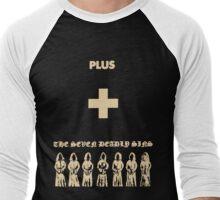 Plus seven deadly sins shirt Men's Baseball ¾ T-Shirt