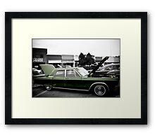 Chrysler New Yorker Framed Print