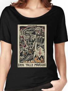 Parable of the Madman/Der tolle Mensch Women's Relaxed Fit T-Shirt