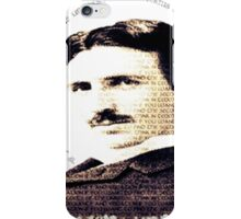 alto version tesla axiom6  iPhone Case/Skin