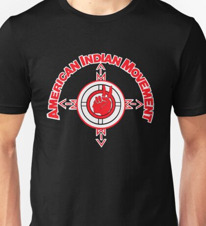 American Indian Movement Unisex T-Shirt