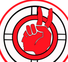 American Indian Movement Sticker