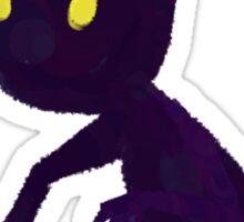 Shadow Heartless Sticker