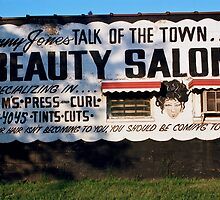 Kenny Jones Talk of the Town Beauty Salon by DavidClements