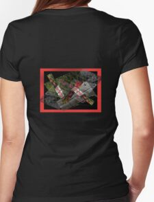 Fence Board Blossoms T-Shirt
