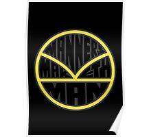 Manners Maketh Man - Alternate Version Poster