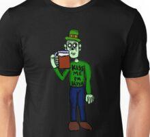 Irish Zombie Unisex T-Shirt
