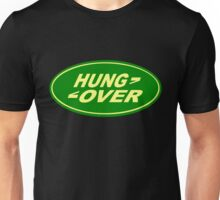 Hung Over Land Rover Unisex T-Shirt