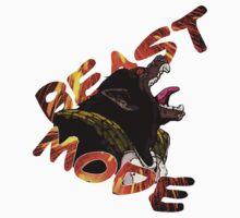 Beast Mode- Great Ape T-Shirt