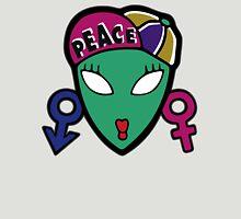 Alien Peace Beyonce Unisex T-Shirt