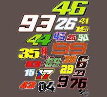 MotoGP Rider Numbers - 2015 Unisex T-Shirt