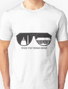 Wish You Were Here - DC T-Shirt