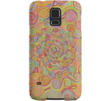 Swirls Samsung Galaxy Case/Skin