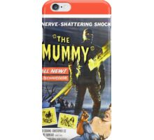 The Mummy (Red) iPhone Case/Skin