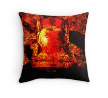 Visions of Matisse and Newton Throw Pillow
