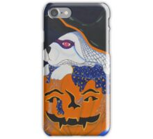 Halloween Bunny iPhone Case/Skin