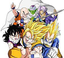Dragon Ball Z by NathanG
