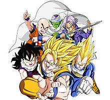 Dragon Ball Z Photographic Print