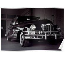 Old Car Memories Poster