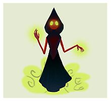 Flatwoods Monster Photographic Print